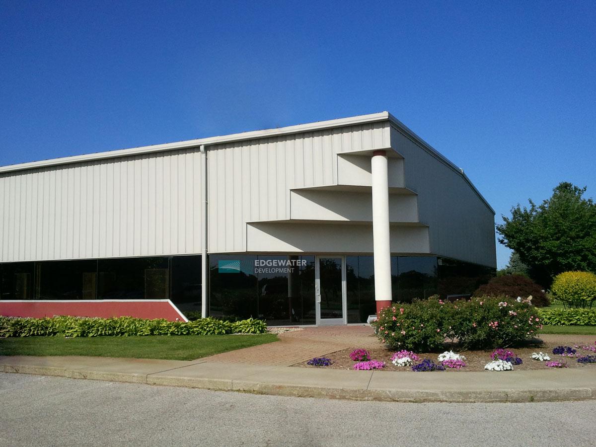 Edgewater Development Building