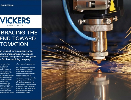 BOSS Magazine Features Edgewater Automation