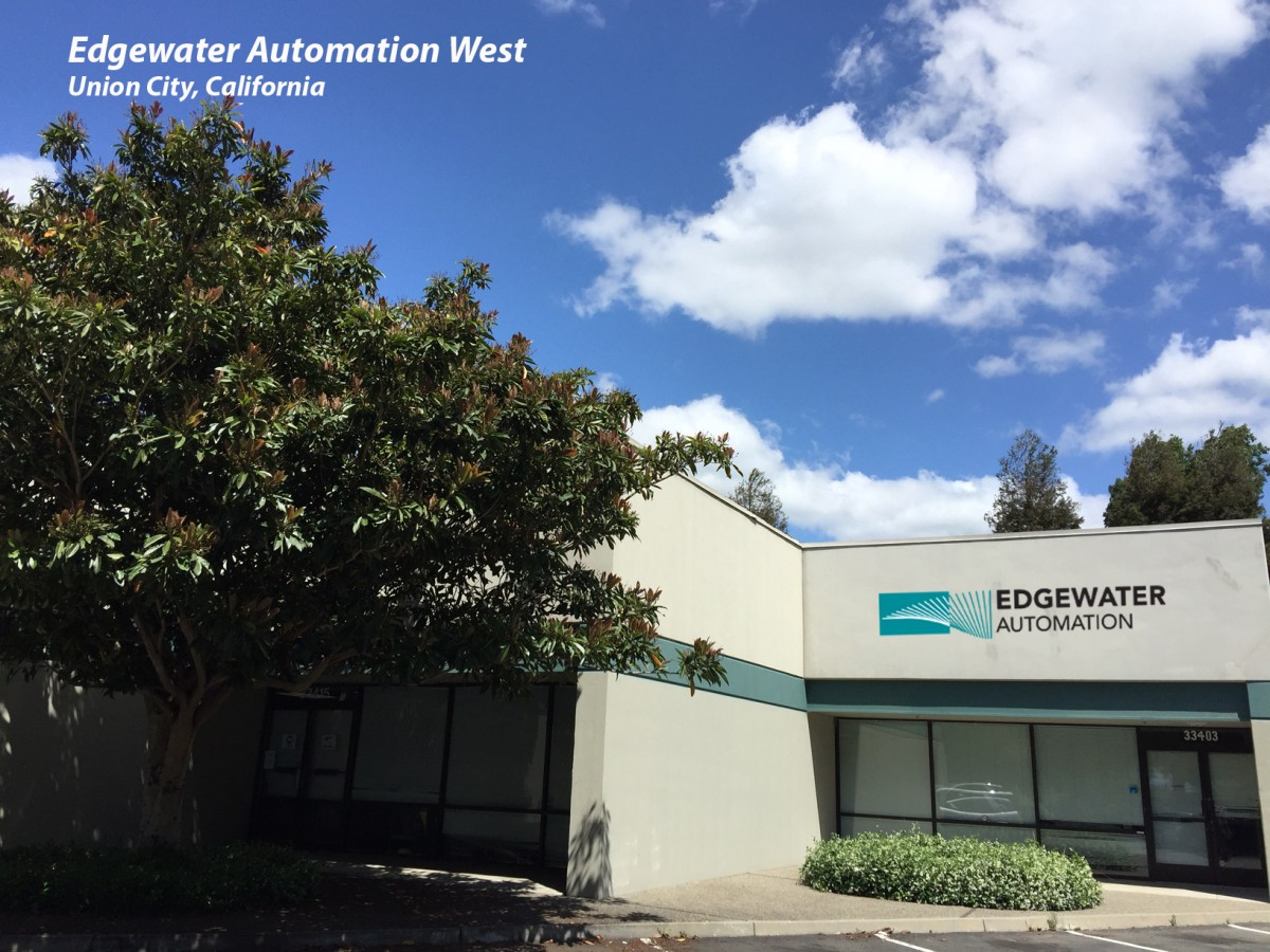 Edgewater Automation_West Sales Office_Union City California