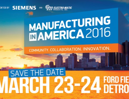 Edgewater Automation to Exhibit at 2-Day Ford Field Manufacturing in America Event