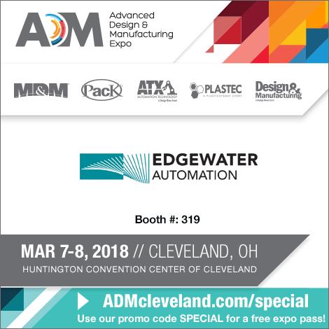 ADM Cleveland 2018 Edgewater Automation