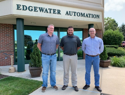 Familiar Faces with New Roles at Edgewater Automation